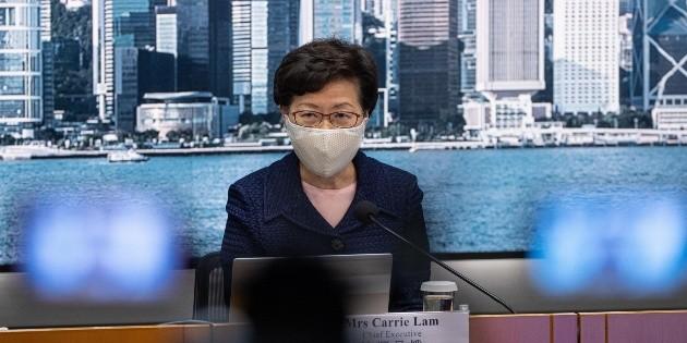 Hong Kong pospone un año sus elecciones legislativas