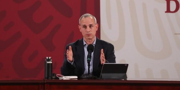 Nueve gobernadores piden renuncia de Hugo López-Gatell