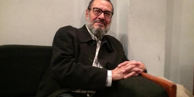 Fallece el poeta José Vicente Anaya
