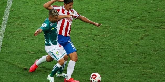 Chivas sumaría octava ausencia ante Santos