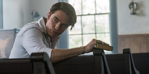 Revelan primeras imágenes de Robert Pattinson y Tom Holland en