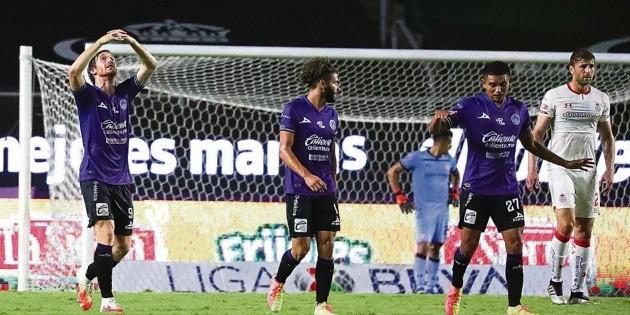 Mazatlán vence a Toluca para el primer triunfo de su historia en el futbol mexicano