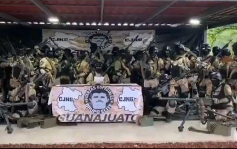 Miembros de la celula delincuencial declararon que la guerra era contra