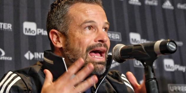 La zona de confort de Rafa Puente en la Liga MX: más derrotas que victorias