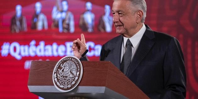 Reunión con gobernadores no será un encontronazo: López Obrador