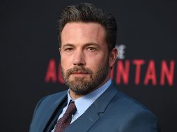 Affleck interpretó a Batman en las cintas
