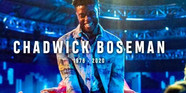 MTV honra a Chadwick Boseman: