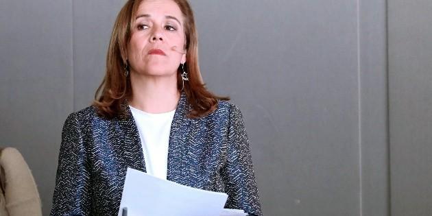 Impugnaremos decisión del INE sobre México Libre: Zavala