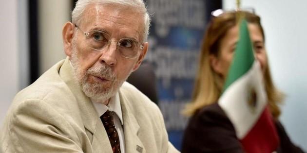 Jorge Arganis, titular de la SCT, da positivo a COVID-19