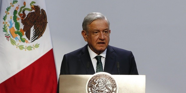 El INE ordena retirar spots de segundo informe de AMLO