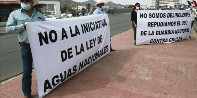 Chihuahua irá a tribunales por conflicto de reparto del agua