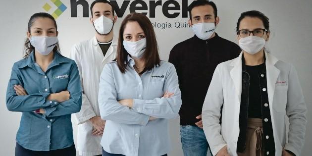 Noverek, innovación y soluciones para retos actuales de la industria