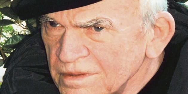 Otorgan a Milan Kundera el premio Franz Kafka