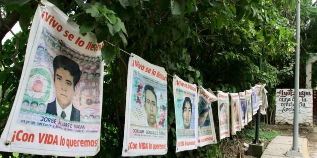 Padres de los 43 inician movilizaciones a seis años de los hechos de Ayotzinapa