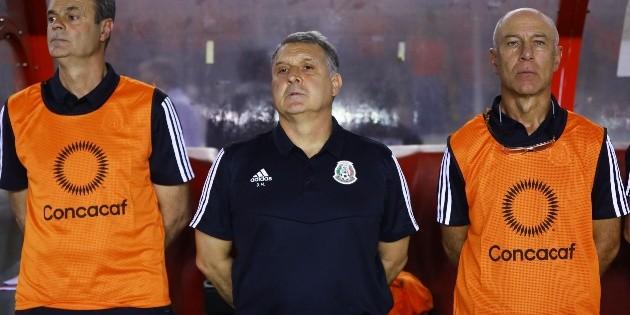 ''Tata'' Martino abre la puerta a naturalizados en la Selección Mexicana