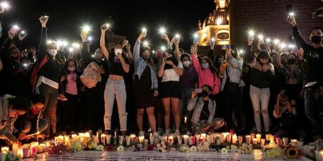 Asesinato de maestra conmociona a Michoacán; piden justicia para Jessica