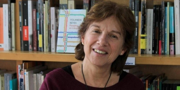 Yolanda Reyes gana el Premio SM de Literatura