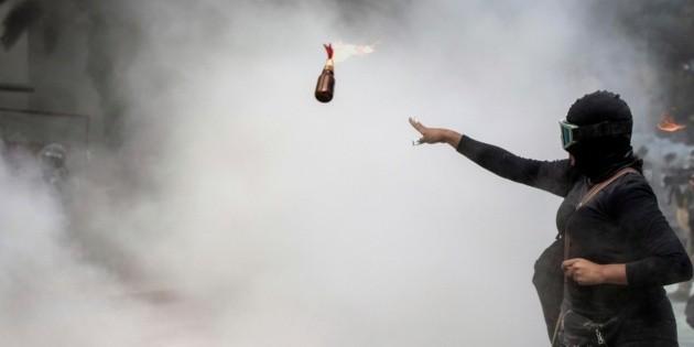Gente infiltrada en protestas feministas busca afectar a la 4T: AMLO