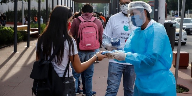 Exsecretarios de Salud entregan a OMS fórmula para controlar el coronavirus