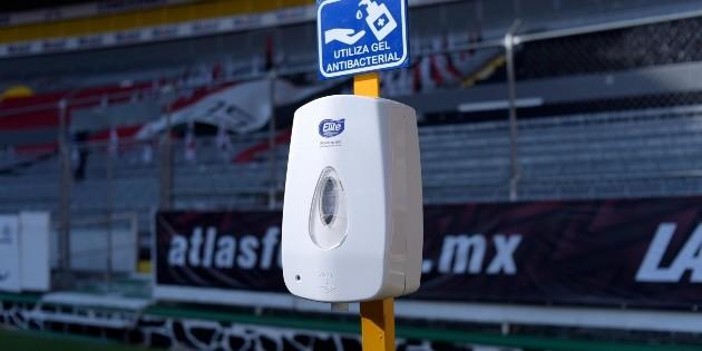 ¿Cuánta gente entraría en cada estadio de la Liga MX?