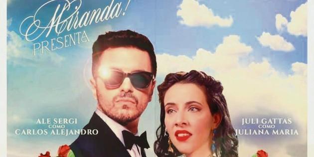 Una novela musical llamada Miranda!
