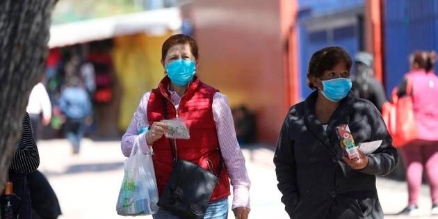 México supera los 800 mil casos de coronavirus