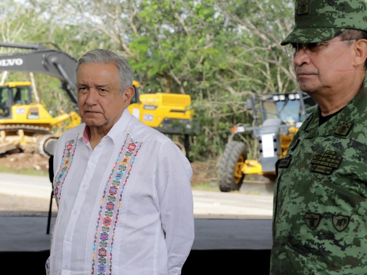 La Sedena defiende que militares construyan el Tren Maya y más obras | El  Informador :: Noticias de Jalisco, México, Deportes & Entretenimiento