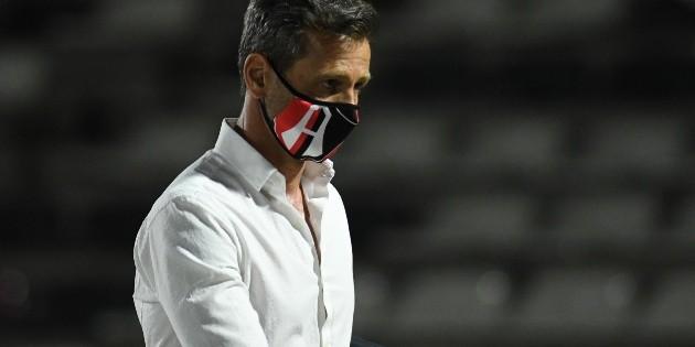 Chivas vs Atlas - En mi época el equipo salía victorioso del Clásico: Diego Cocca