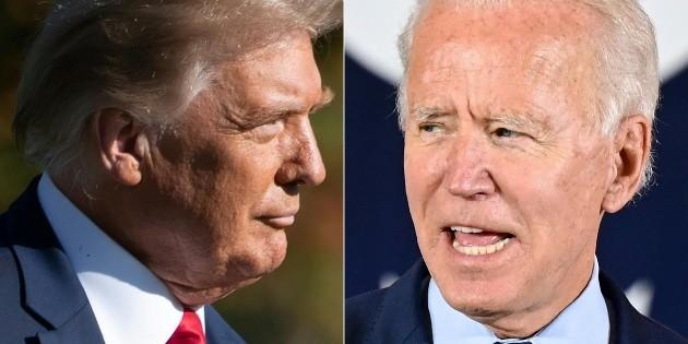 Elecciones USA 2020: Trump comparte historia satírica sobre apoyo de Twitter a Biden