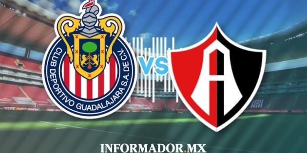 Minuto a minuto: Chivas vs Atlas - Clásico Tapatío