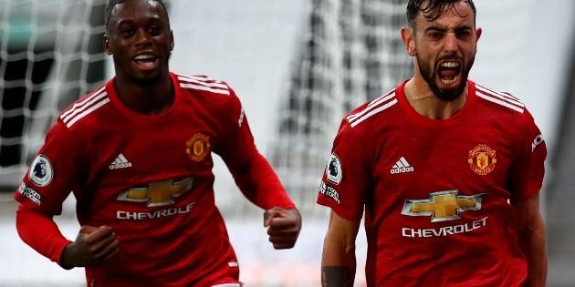 Con estupendo cierre, Manchester United golea al Newcastle