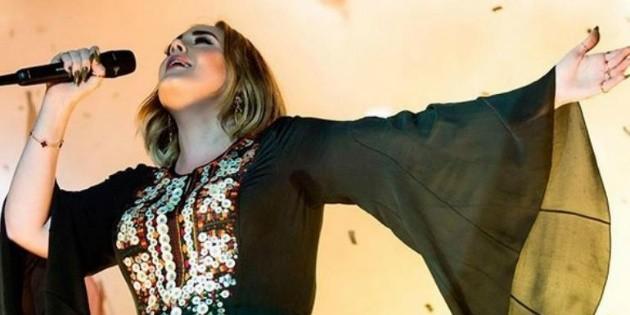 Adele será presentadora en
