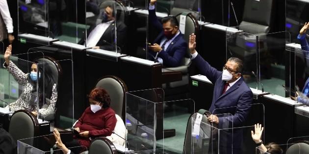 Diputados aprueban el paquete fiscal de AMLO; pasa al Senado