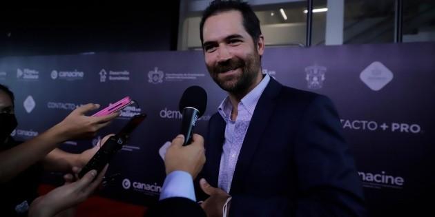 Manuel García-Rulfo apuesta por filme en Atotonilco