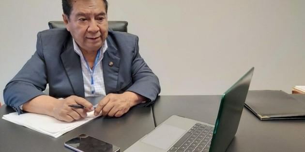 Muere Joel Molina, senador de Morena, por coronavirus