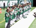 Jets se miden este domingo a los Bills de Buffalo. AFP