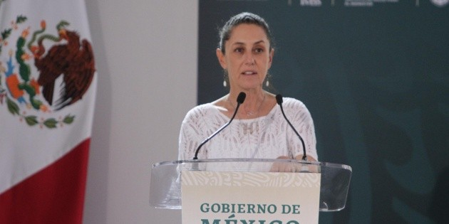 Claudia Sheinbaum da positivo a coronavirus