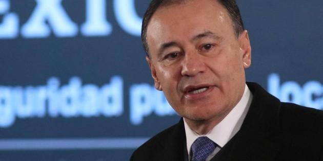 Alfonso Durazo formaliza su renuncia como secretario de Seguridad