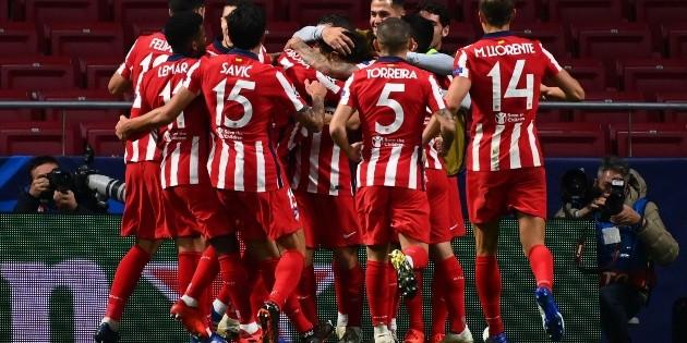 Champions League: El Atlético de Madrid gana al Salzburgo