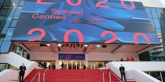 Cannes: arranca una edición simbólica y efímera marcada por la pandemia