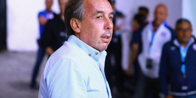 Azcárraga habla de la pandemia y el ''tapabocas'' de América a Chivas en el Clásico