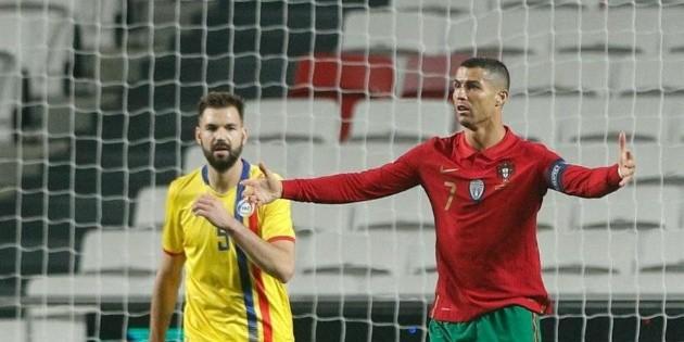 Portugal aplasta a Andorra; Cristiano Ronaldo suma nuevo gol