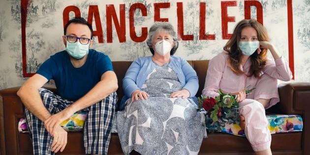 """Cancelled"", una serie fruto de la pandemia"