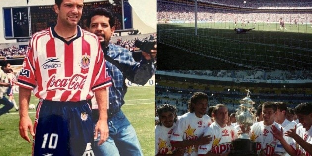 Chivas vs Necaxa: ¿Por qué Luis García no tiró el penal en la final del Invierno 1998?