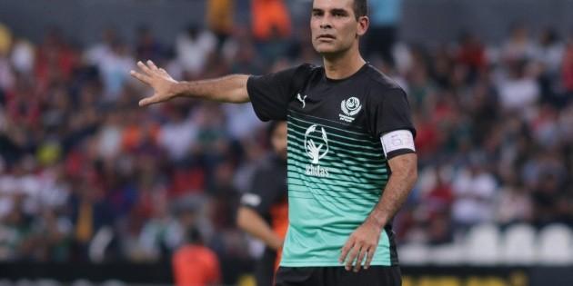 Rafa Márquez saldría del retiro para jugar la Copa del Rey