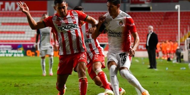 Chivas vs Necaxa, repechaje Liga MX: Hora, TV y probables alineaciones
