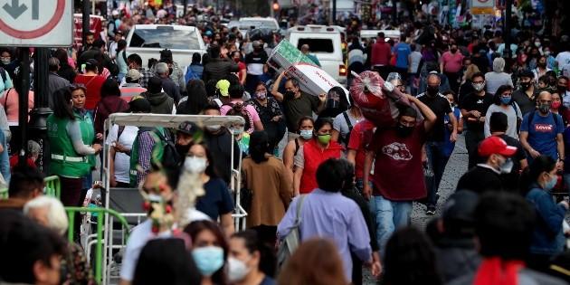 La Ciudad de México vive momento crítico por COVID-19
