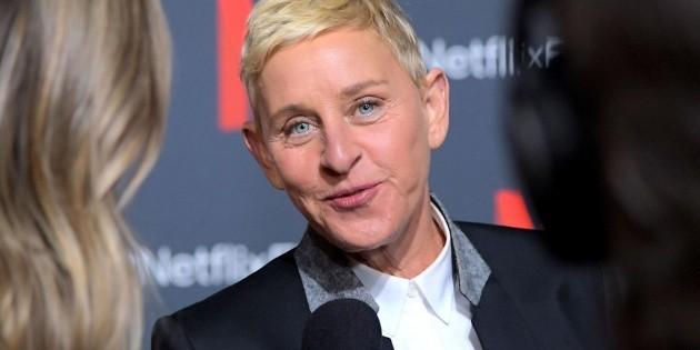 """Ellen DeGeneres da positivo a coronavirus, dice sentirse """"bien"""""""