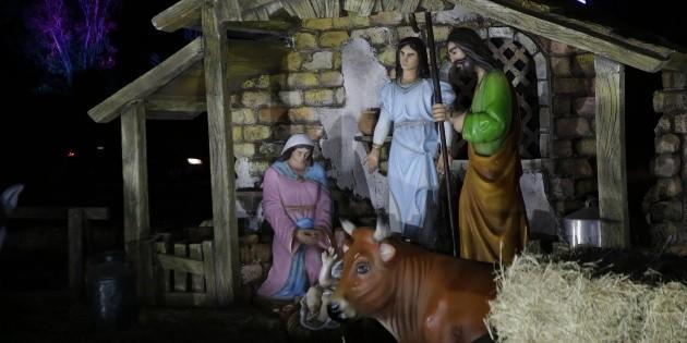 """""""Santa's Village Drive Thru"""", un paseo lleno de fantasía"""