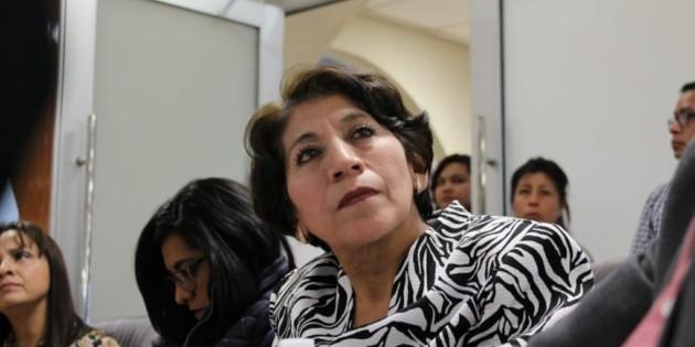 AMLO nombra a Delfina Gómez Álvarez como nueva titular de la SEP